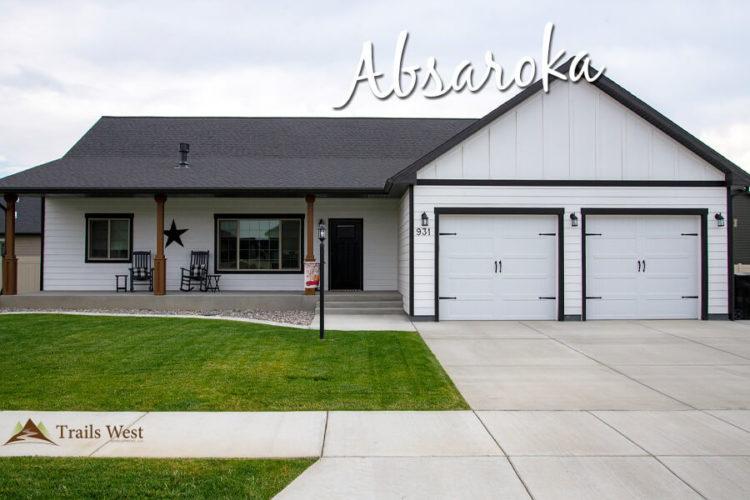 Absaroka 3 750x500 - Trails West Homes