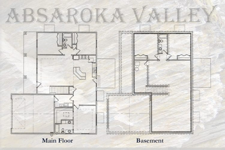 Absaroka Valley Plan