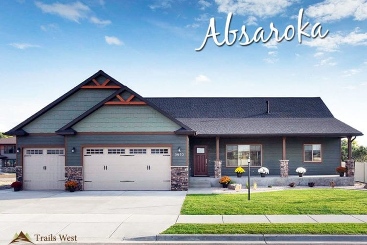 Absaroka2017 750x500 - Trails West Homes