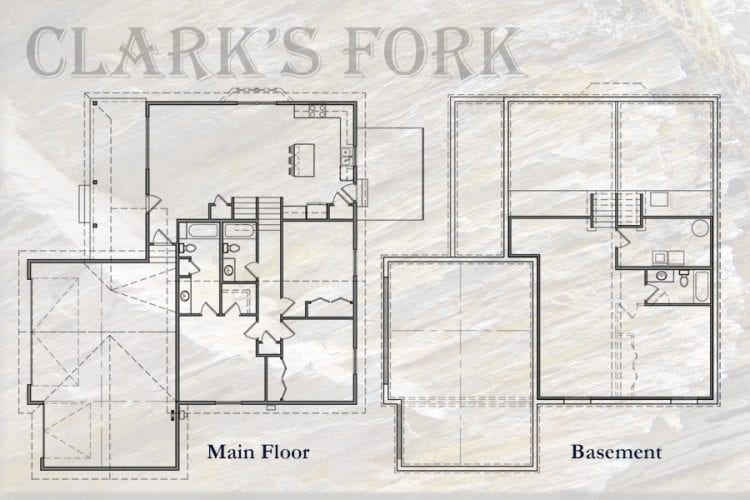 Clarks Fork Plan