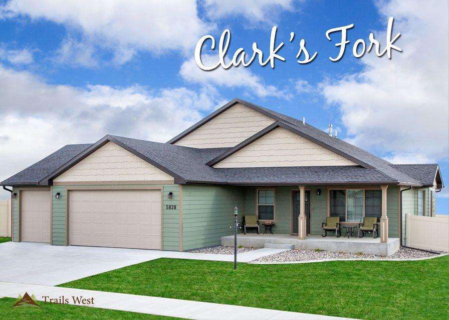 Clarks Fork - Clark's Fork