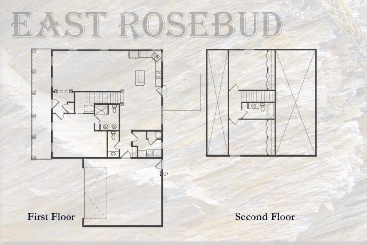 East Rosebud Plan