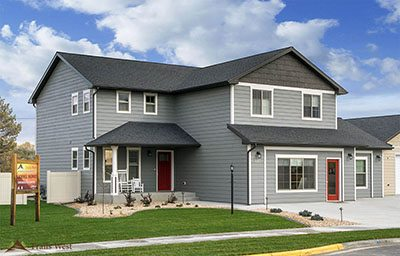 custom homes billings