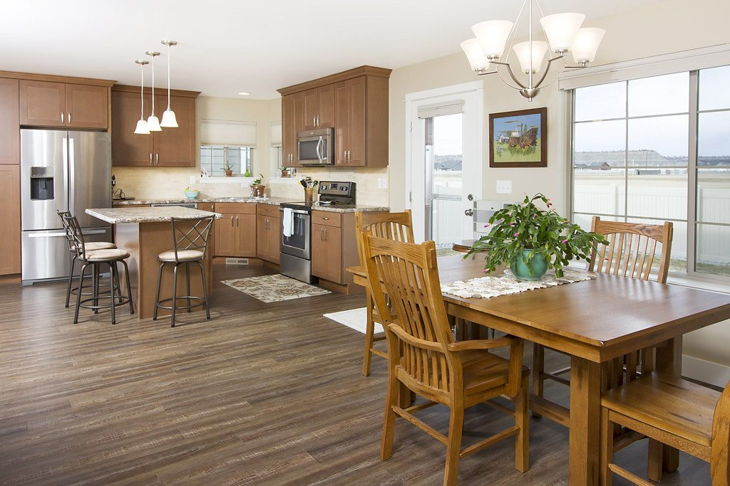 dining kitchen - East Rosebud