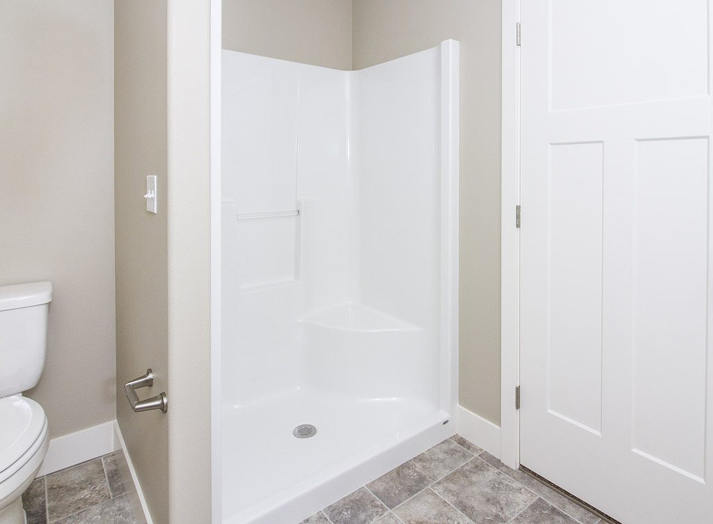 master bath shower - Sundance Pass