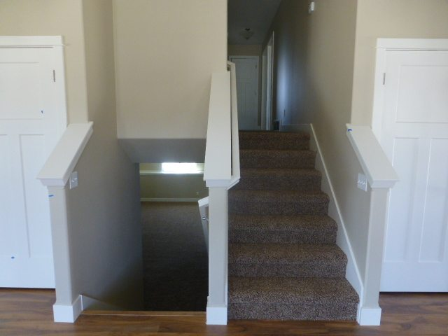 stairway - Clark's Fork Bend