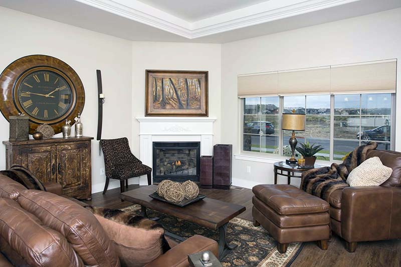 living room2 - Absaroka Valley