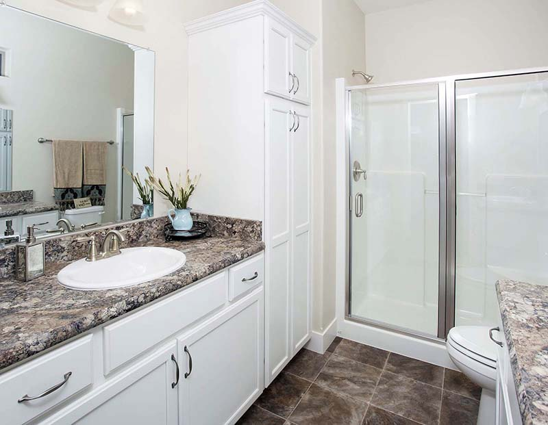 master bath - Absaroka Valley