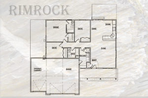 Rimrock House Plan